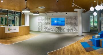 "Premio ""Good Practice"" IFMA para Microsoft y 3g-office"