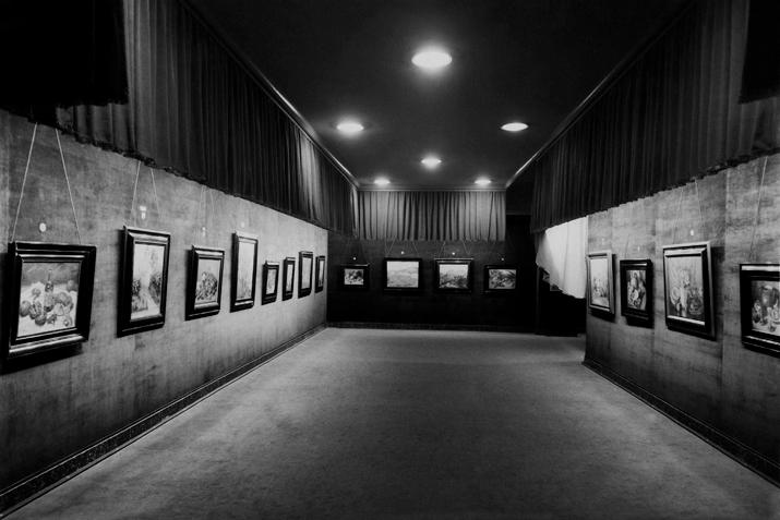 Sala de exposiciones  Vincon Barcelona,  una tienda con historia