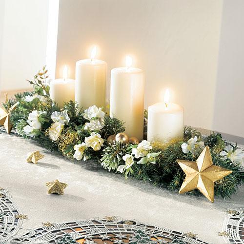 Navidad Decoracion Mesa ~ la mesa de navidad  10Decoracion
