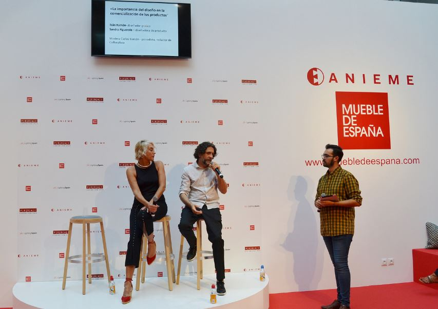 anieme- feria valencia Informe exportacion española de muebles 2017