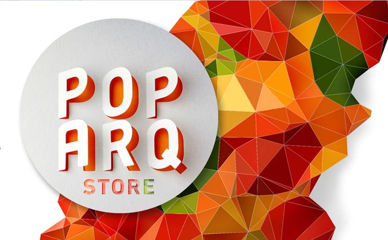 pop arq store mercadillo colegio arquitectos madrid 2017