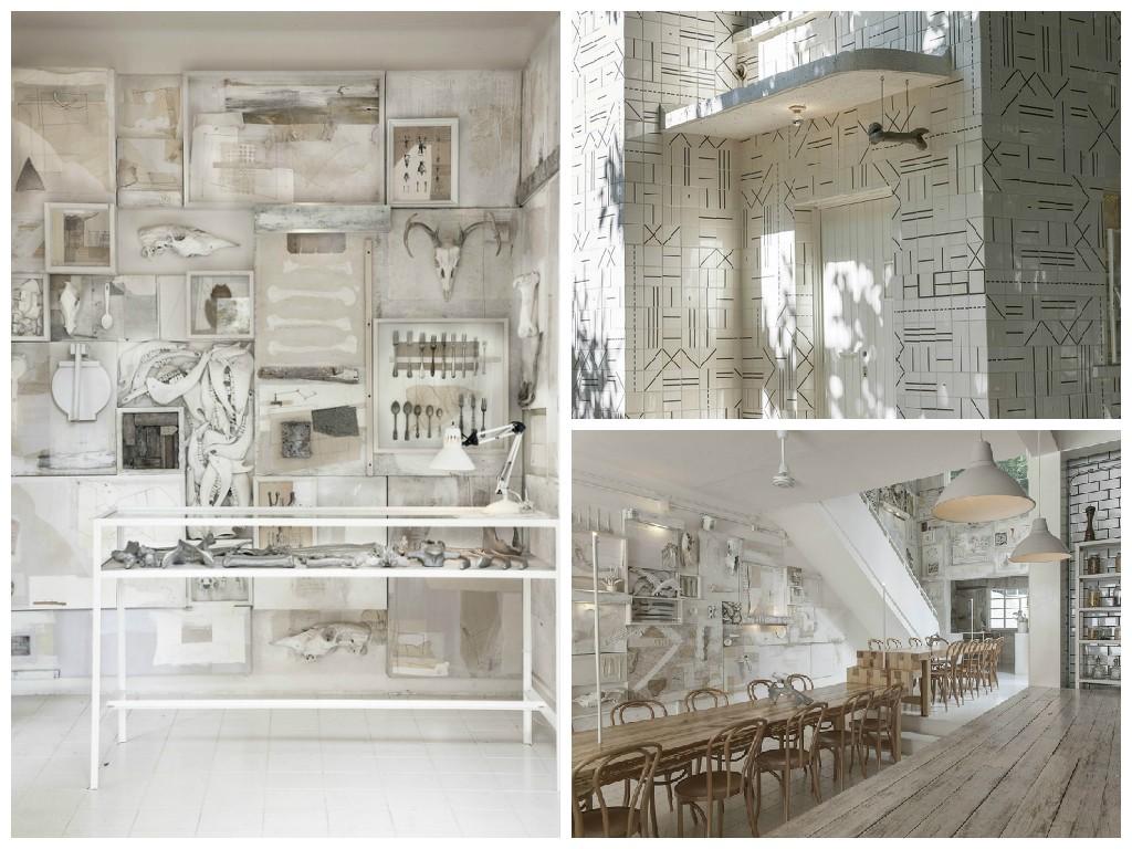 1C- RESTAURANTE HUESO - CADENA + ASOC. premios cidi bienal interiorismo, diseño y paisajismo.