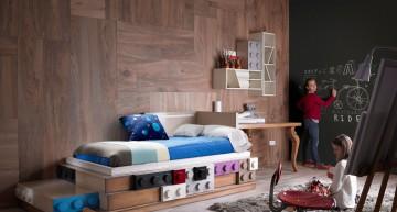Dormitorios juveniles con estilo