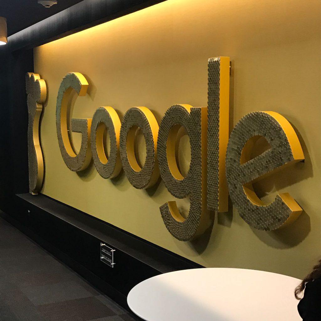 google colombia retail bogota