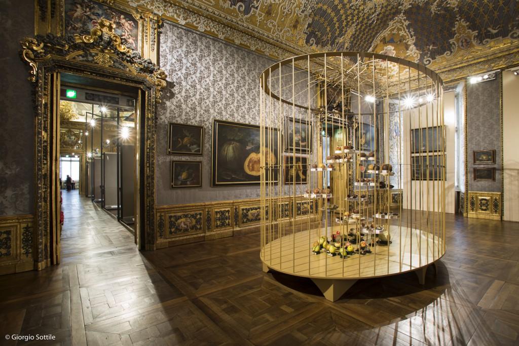 eccentrica natura Palazzo Madama Torino. Marisa Coppiano architetto Foto: Giorgio Sottile