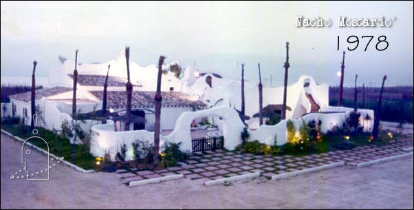 Discoteca diseño Nacho Moscardó. Valencia
