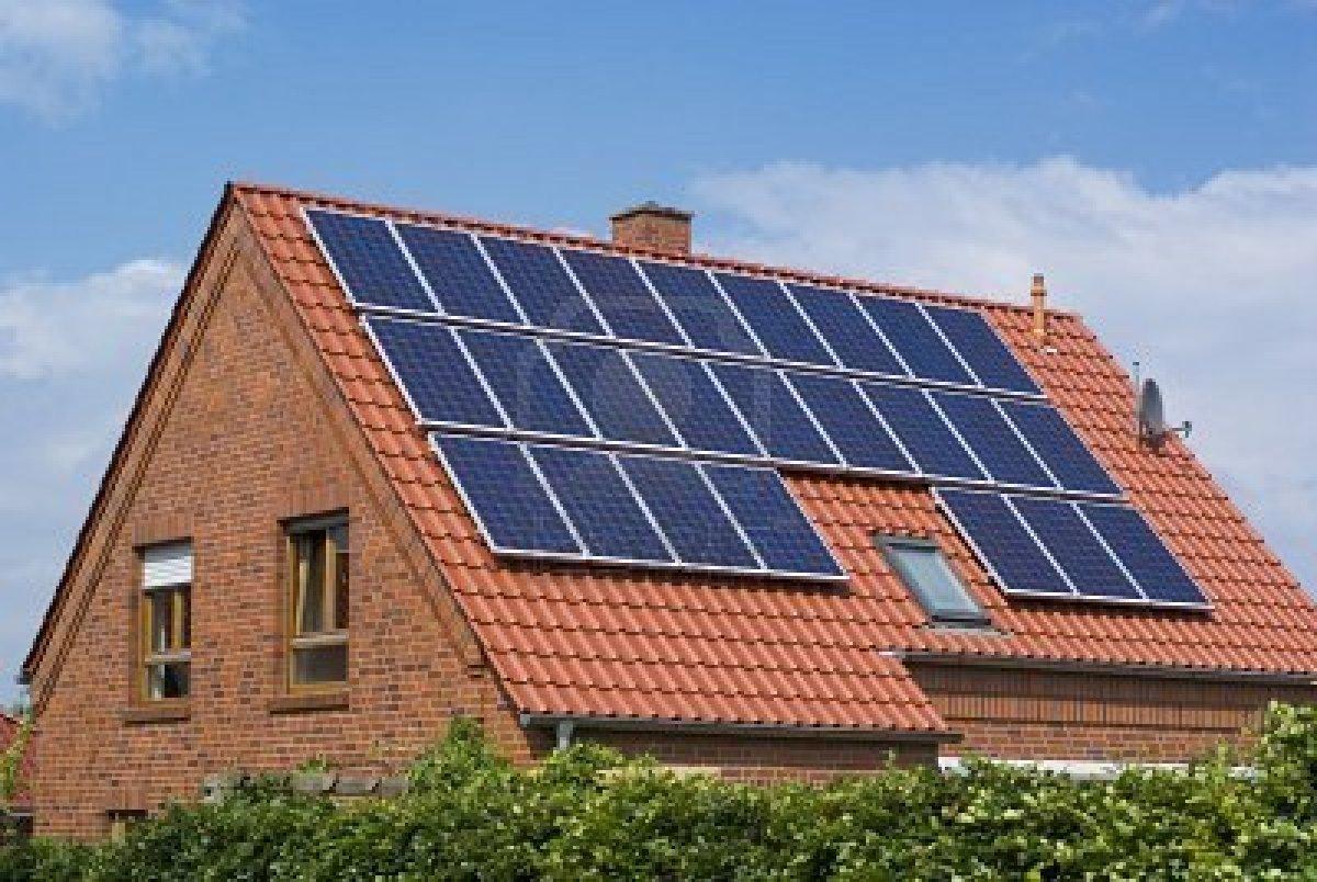 Paneles Solares En Casas