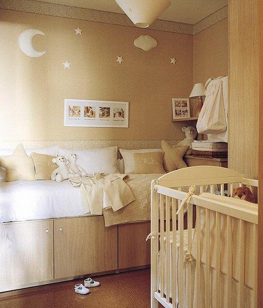 Decoraci n de dormitorios para ni os el rinc n de los - Dormitorios infantiles mixtos ...