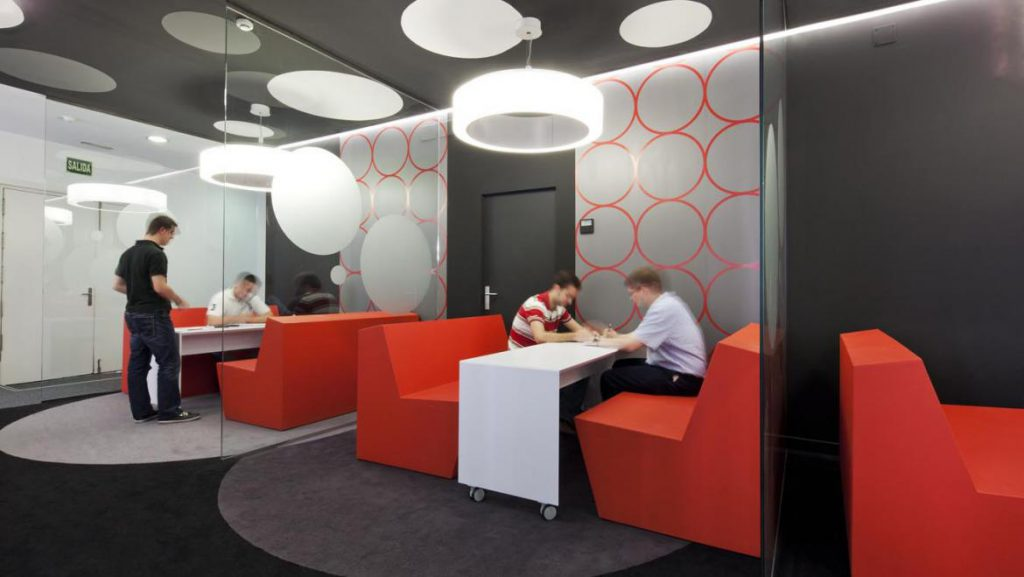 espacios colaborativos 5.0 Espacio Aretha . Oficinas colaborativas