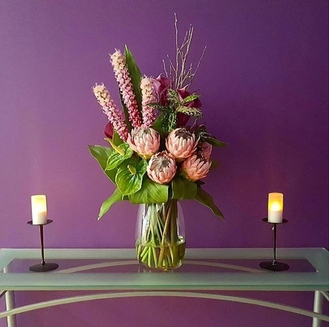 Floral Image. Renting de flores.