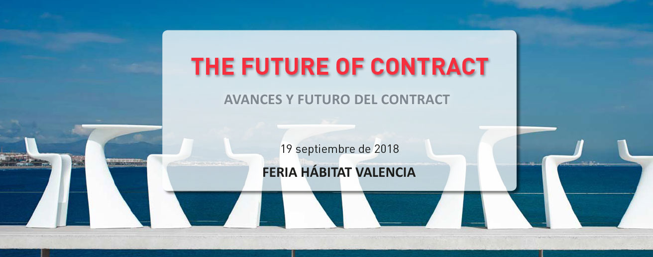 Agenda Feria Habitat Valencia 2018. Grupo Vía