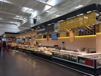 Alcampo San Cugat diseño espacios comerciales 3g office retail