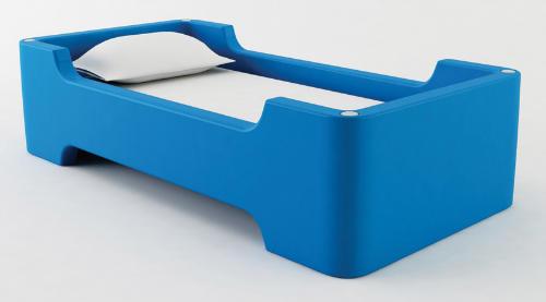 Bunky-by-Marc-Newson-Single-Bed Dormitorios juveniles con estilo