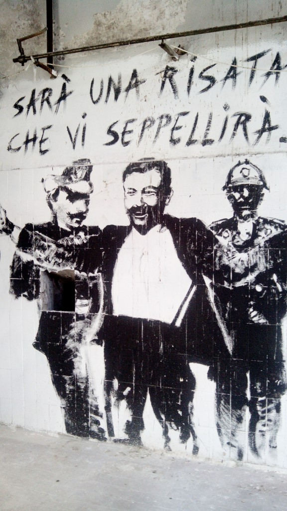maam museo dellatro e dellaltrove en Roma. Museo MAAM