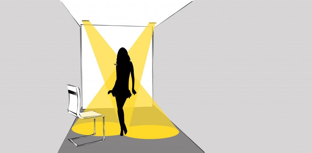 CONCEPTOS_fitting room2 Iluminacion de probadores