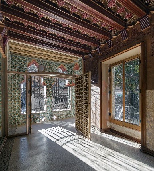 Casa Vicens Gaudí en Barcelona By Pol Viladoms (3)