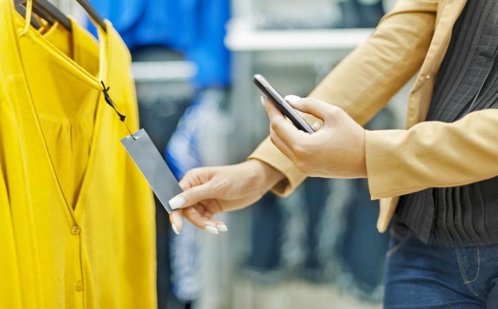 Clave diseño espacios comerciales showrooming, webrooming