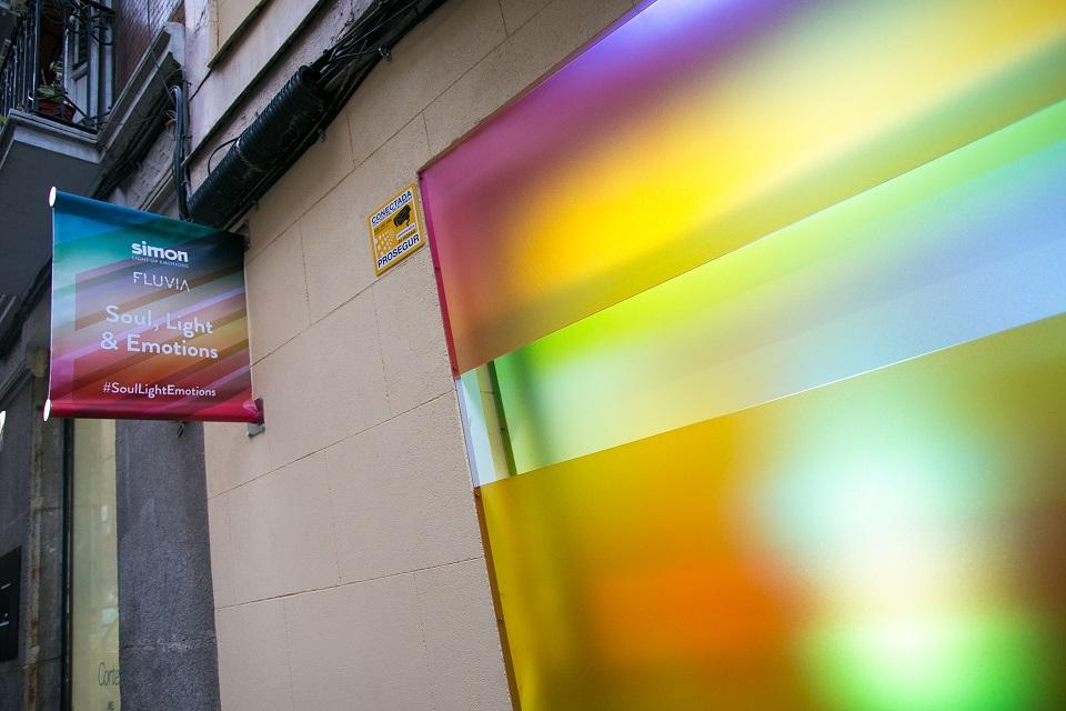 DECORACCION 2017 _SIMON_FLUVIA intervencion fachada Galeria