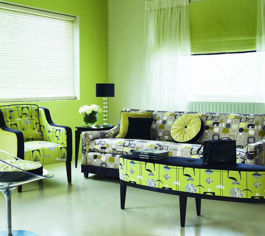 Decoraci n en negro y verde 10decoracion - Decoracion reiki ...