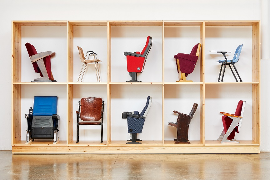 Figueras international seating abre un nuevo design center for International seating decor