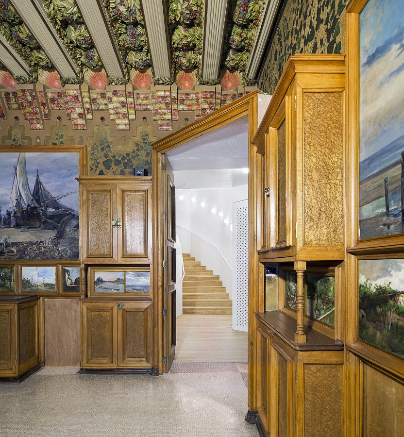 Detalles del interior de Casa Vicens Gaudí en Barcelona By Pol Viladoms (5)