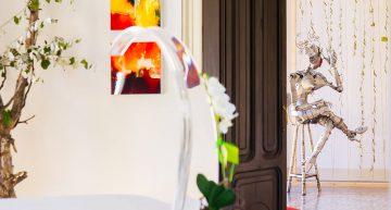 intTOP LORCA. 1º muestra de diseño interior en Casa Palacio Huerto Ruano