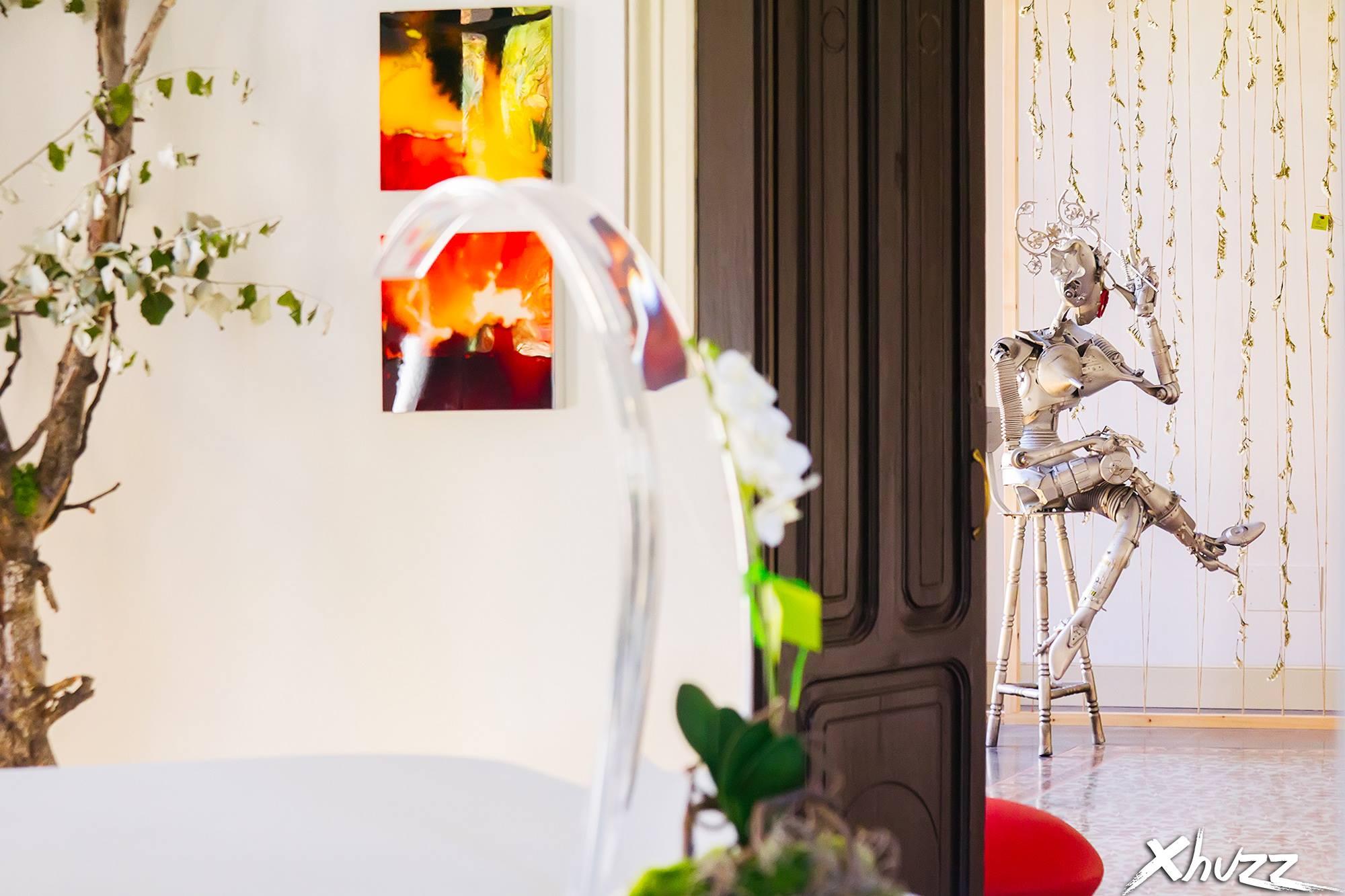 intTOP LORCA. 1º muestra de diseño interior en Casa Palacio Huerto ...