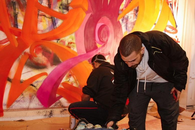casa decor 2018 the corner group francisco de rojas 2 . exposicion arte abierto
