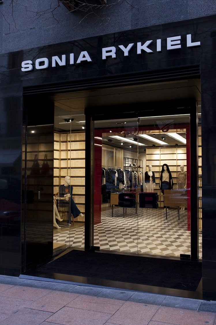 Flagship Sonia Rykiel Madrid Foto By ManoloYllera Vudafieri-Saverino Partners.