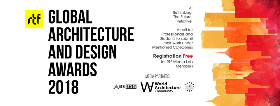 Global Architecture & Design Awards 2018. Concursos de Diseño