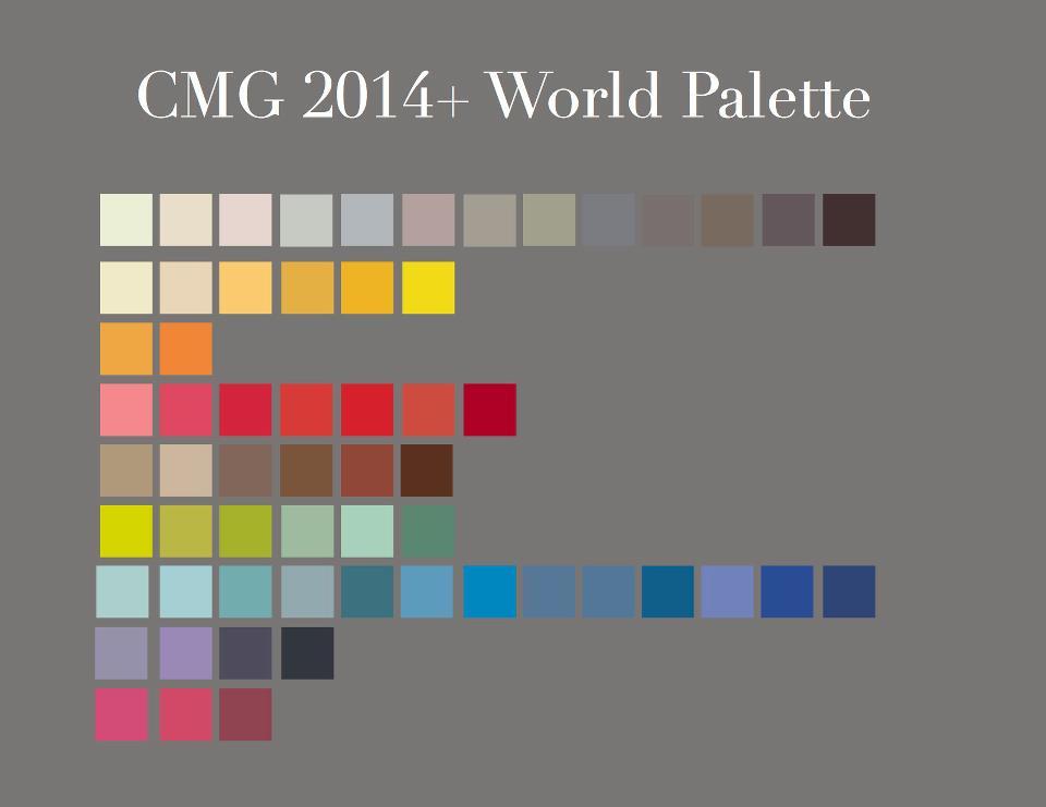 Global Palette 2014