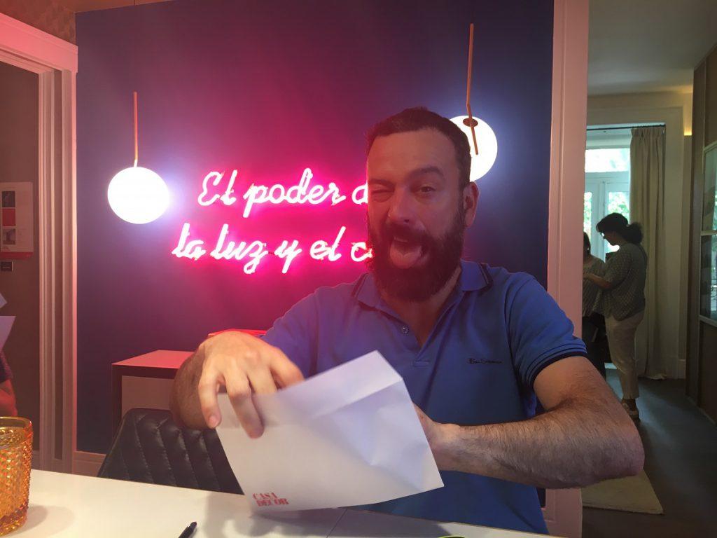 Guille garcía Hoz. Espacios Casa decor 2017 arquinews 10Deco