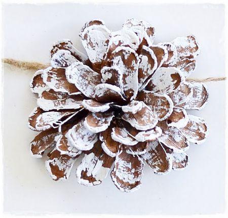 Decoración navideña artesanal