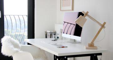 Y tú ¿dónde prefieres trabajar? Casa u oficina.  Houzz.es
