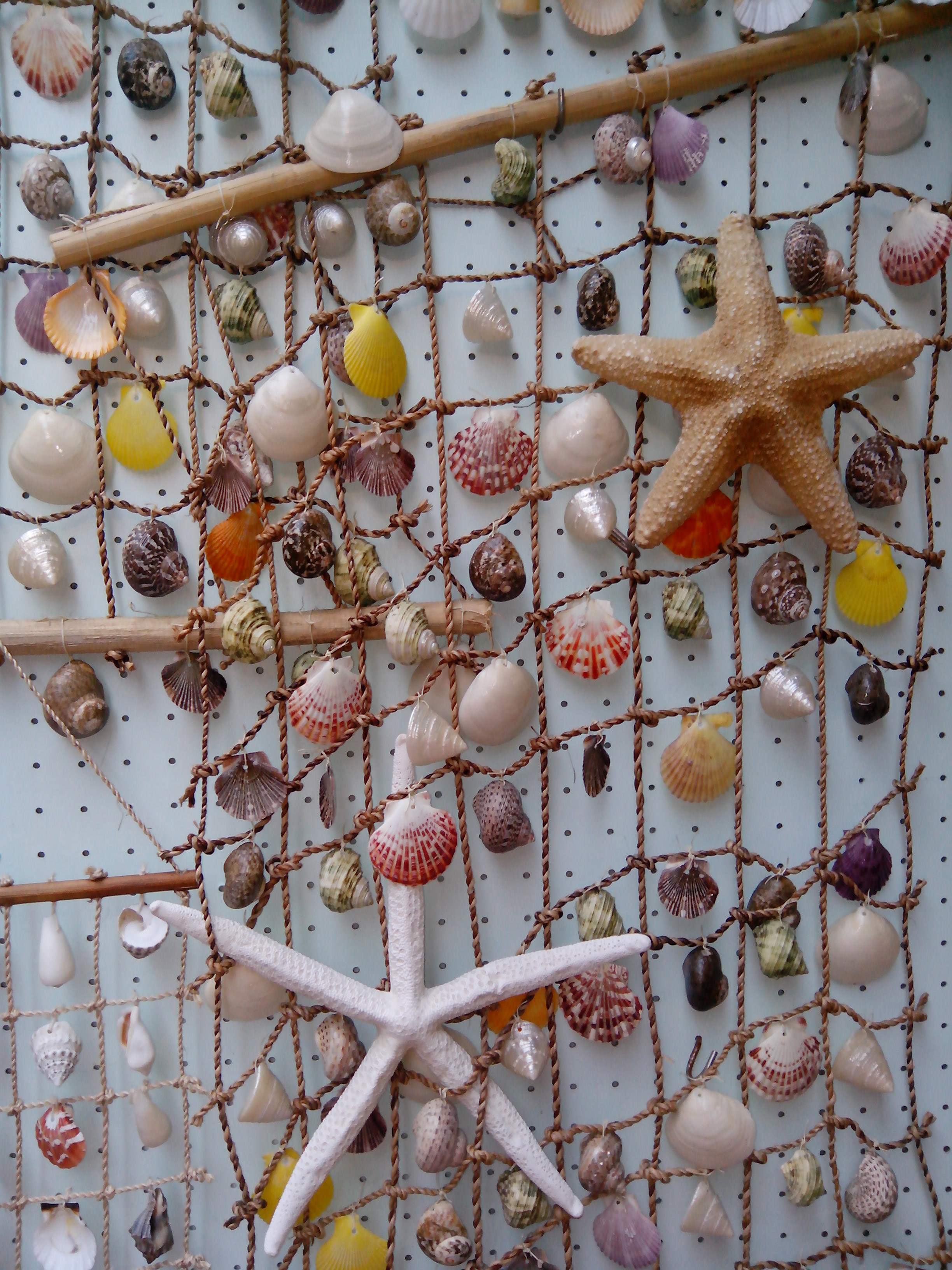 diy con piedras. decoracion de piedras . decoracion con conchas. amalfi. Atrani. Costa amalfitana