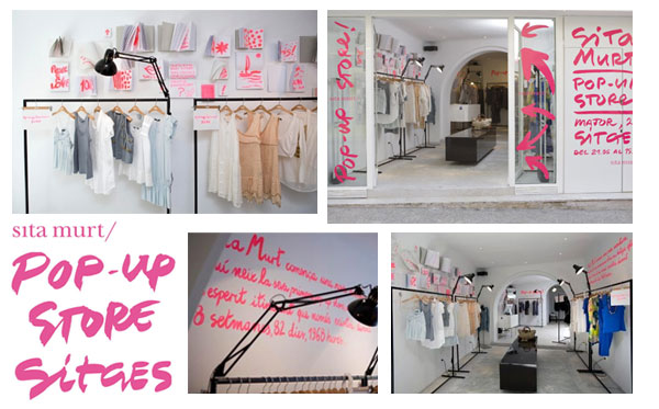 pop up store sita murt retail visual merchandising. Diagnostico de punto de venta