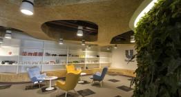 Unilever Perú by 3g office.¿Te imaginas que tu oficina fuera así?