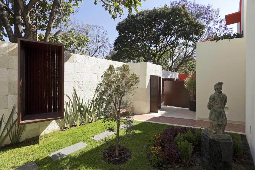 Foto: Marcos García. Casa RC Lassala+ Orozco Arquitectos méxico