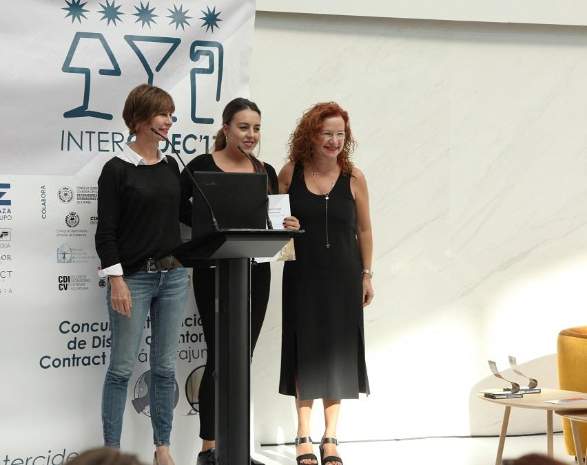 Ganadores concurso de diseño Intercidec'17-Per Se- 2º Accesit