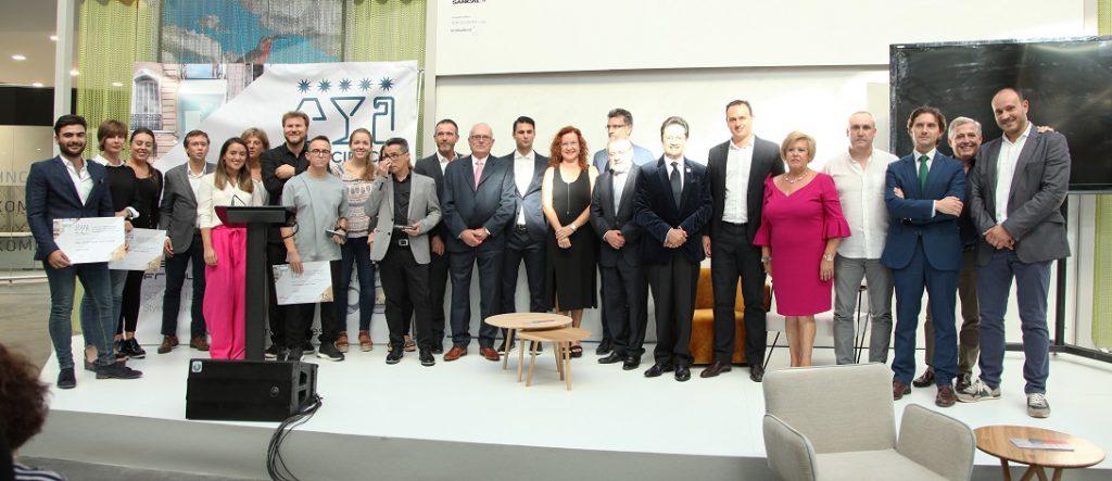 Intercidec'17-Premiados concurso de diseño intercidec
