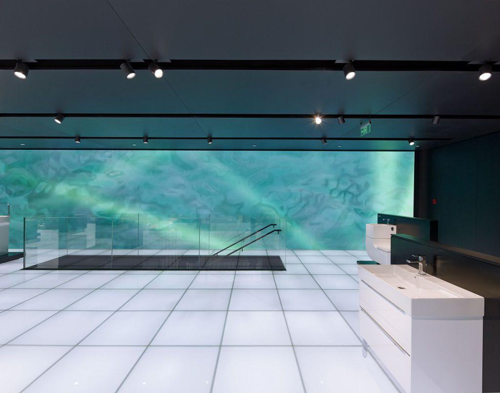 Interior_ Roca Beijing Gallery Ma Yansong