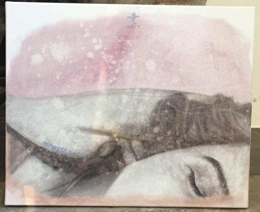 Jiang Huan. Artista. Sianoja 2017