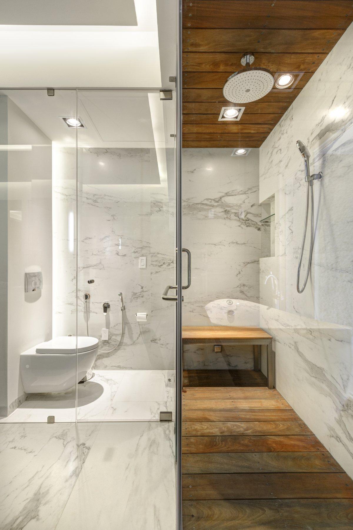 baño marmol y madera lassala-orozco-casa-lr-302-guadalajara-mexico-3