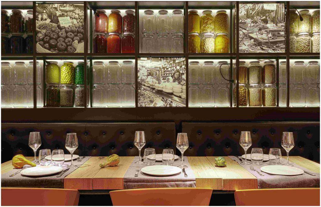 Restaurante La Maruca Madrid ZOOCO ESTUDIO