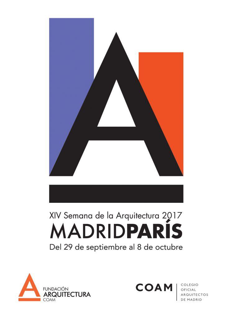 semana de la arquitectura 2017 Madrid Coam