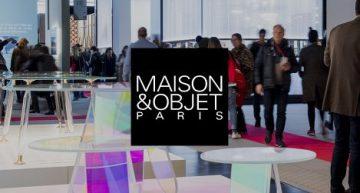 MAISON OBJET PARIS 2018
