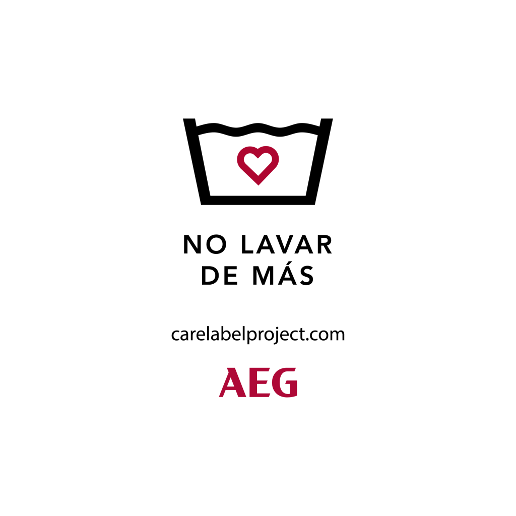 Mejor Proyecto de Moda Sostenible - Care Label Project, de AEG