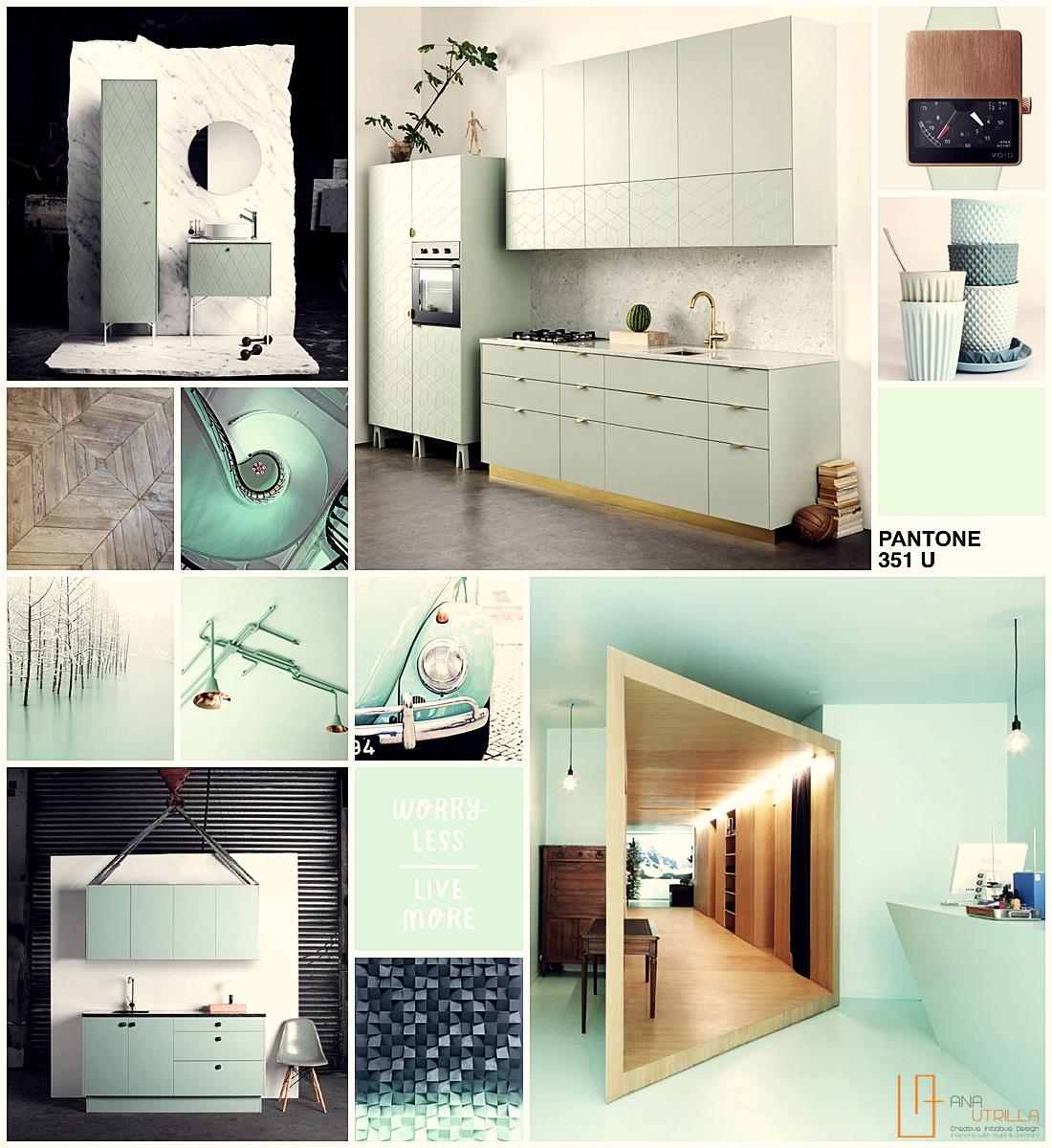 Moodboard c mo crearlos 10decoracion for Elementos de decoracion de interiores