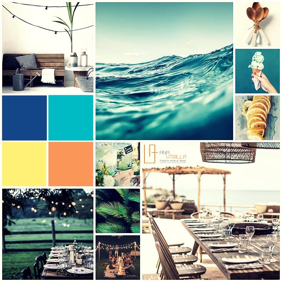 Moodboard c mo crearlos 10decoracion for Cursos de decoracion de interiores gratis por internet