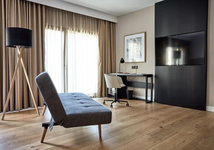 Nakar Hotel - Palma de Mallorca - Room Jr Suite Nakar Hotel con tecnología Jung